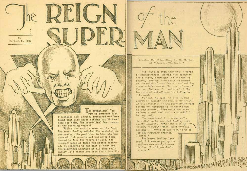 The Reign of the Super-Man, комиксы про супермена, комікси українською