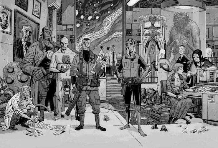 Dark horse comics, комікси dark horse, комікси дарк хорс українською
