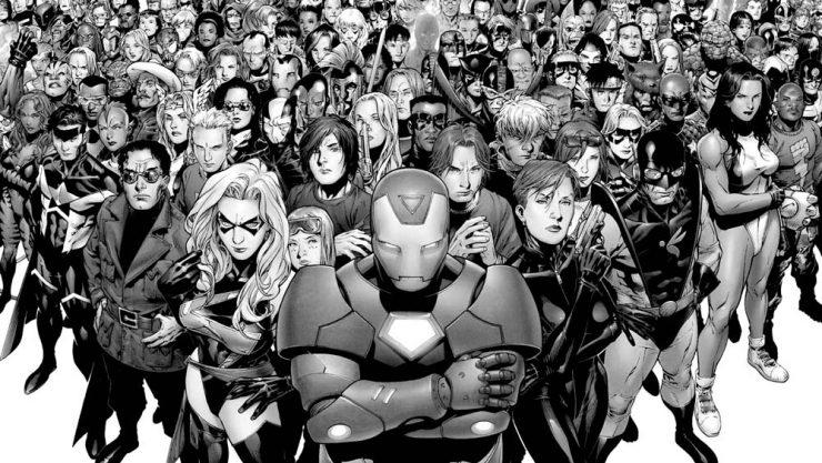Marvel comics, комікси марвел, марвел комікси українською