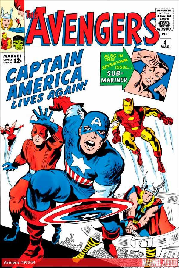 In Avengers #4, marvel комікс, комікси на українській