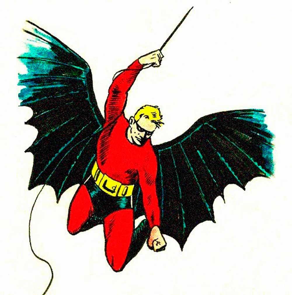 Batman, Bob Kane,Бетмен, комікси українською, Темний лицар