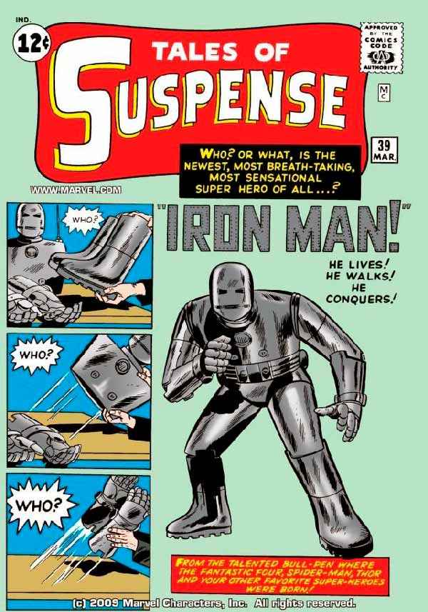 Tales of Suspense, marvel комікс, комікси на українській, Залізна людина