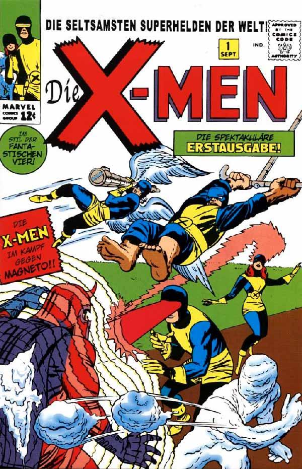 The Uncanny X-Men, marvel комікс, комікси на українській