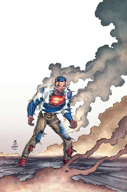 gene luen yang superman, комиксы про супермена, комікси супермен