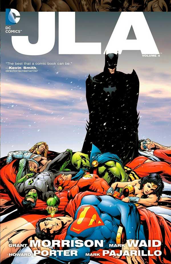 JLA, Batman, бетмен історія