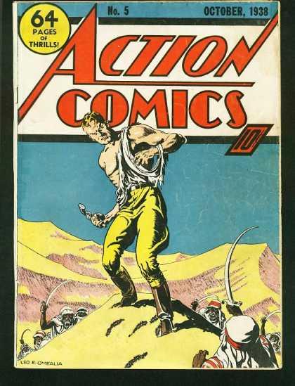 Action Comics #5, історія коміксів укранїнською, история комиксов