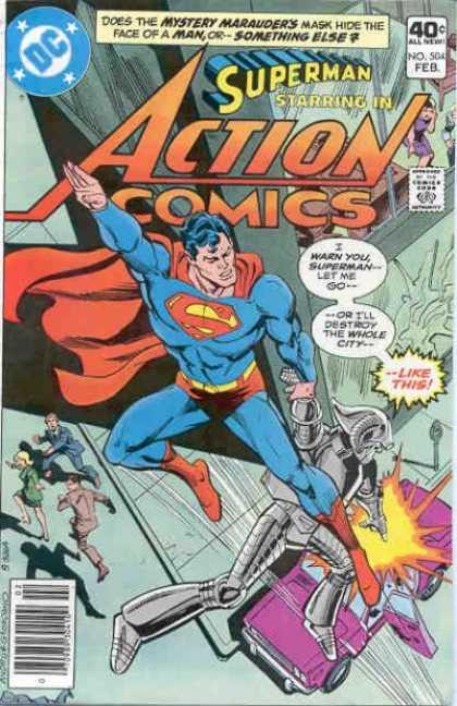 Action Comics #504, історія коміксів укранїнською, история комиксов, экшн комиксы история, бронзовый век комиксов