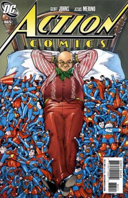 Action Comics #865, історія супермена, комікси ДС, комукси українською