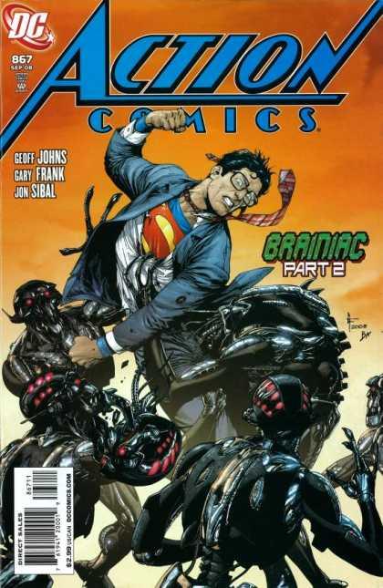 Action Comics #867,історія супермена, комікси ДС, комукси українською