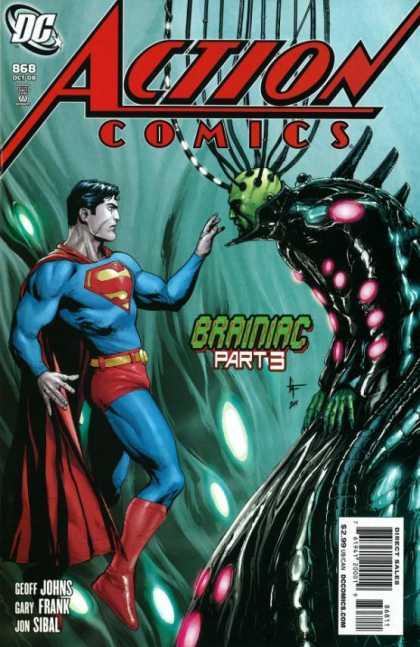 Action Comics #868,історія супермена, комікси ДС, комукси українською