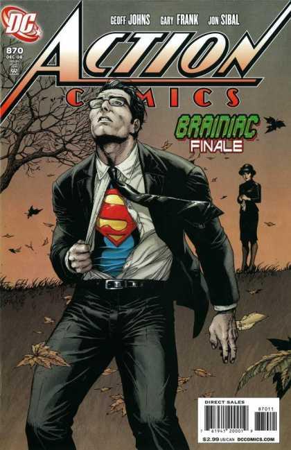 Action Comics #870, історія супермена, комікси ДС, комукси українською