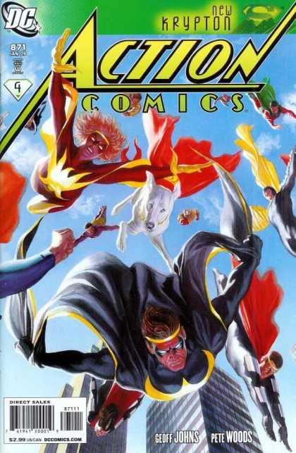 Action Comics #871, історія супермена, комікси ДС, комукси українською