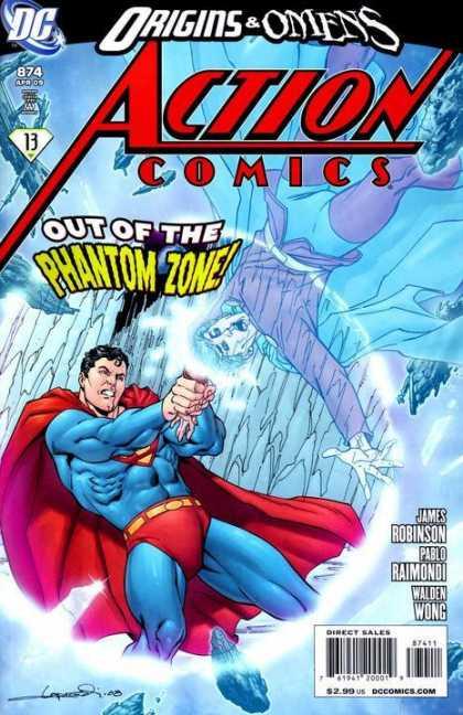 Action Comics #874, історія супермена, комікси ДС, комукси українською