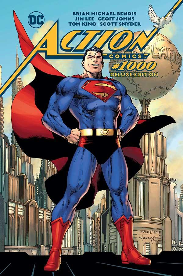 Action Comics Vol 2 1000, людина зі сталі, superman