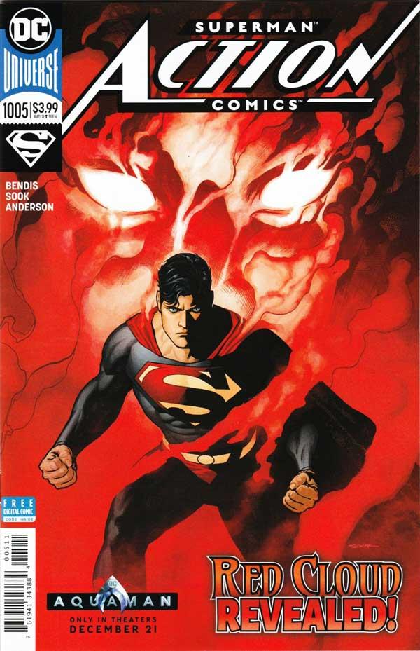 Action Comics Vol 2 1005, комікси про супергероїів, DC