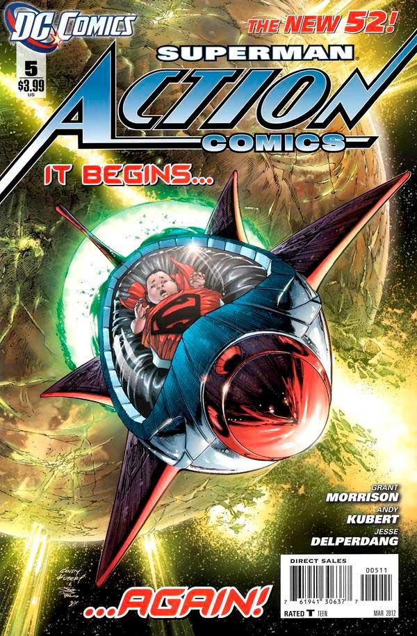Action Comics Vol2 5 New52, комікси, марвел комікси, комікси про супермена