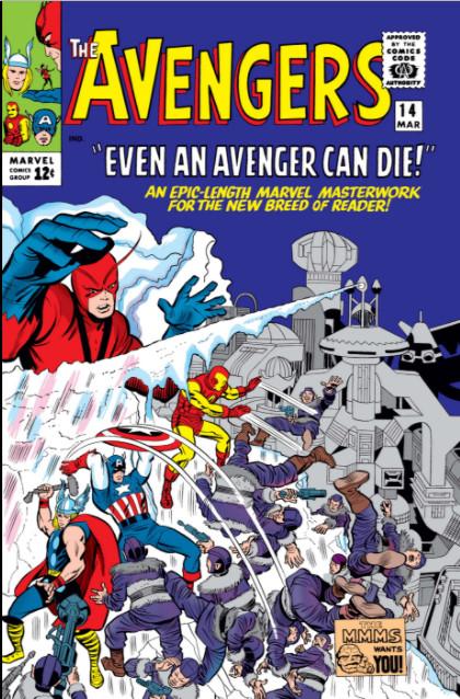 Avengers #14, месники, комікси про месників, комікси українською