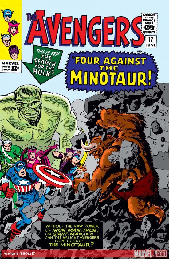 Avengers #17, комікси про месників, читати комікси українською