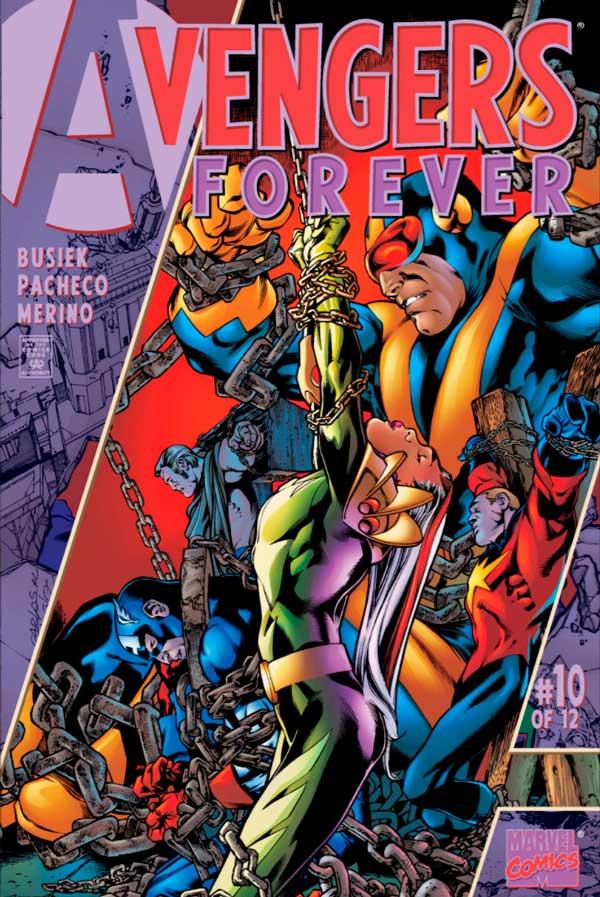 Avengers_Forever_Vol_1_10, комікси месники, комиксы мстители