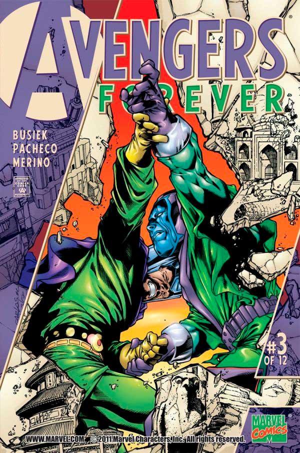 Avengers_Forever_Vol_1_3, комікси месники, комиксы мстители