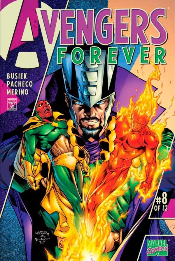 Avengers_Forever_Vol_1_8, комікси месники, комиксы мстители