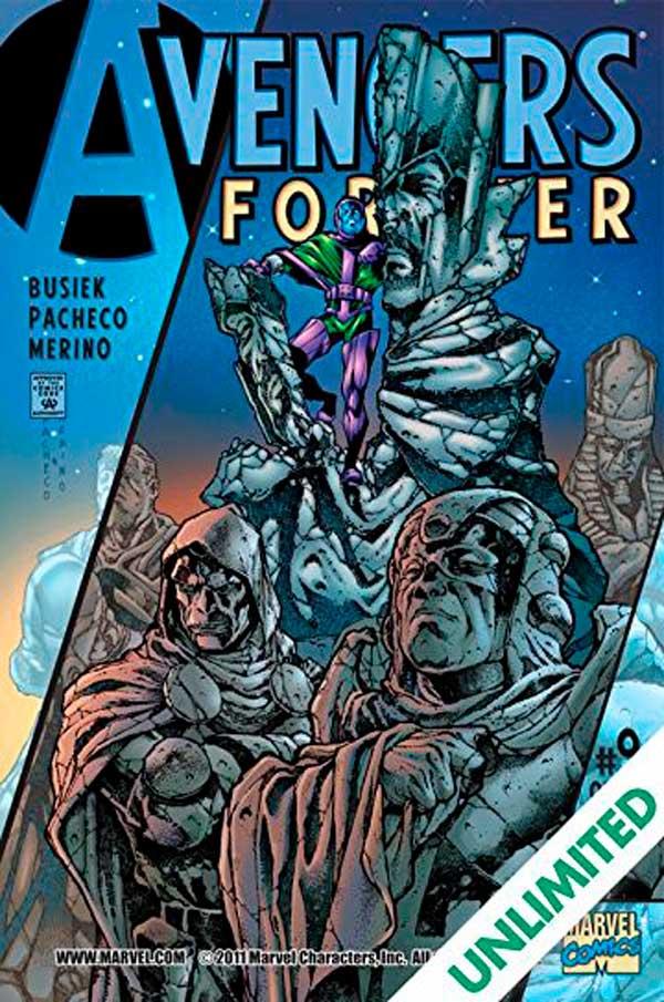 Avengers_Forever_Vol_1_9, комікси месники, комиксы мстители