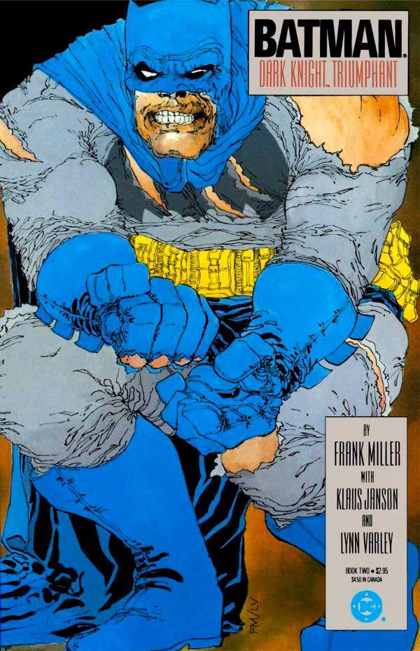 Batman: The Dark Knight Returns, Бетмен: Повернення Темного лицаря комікси