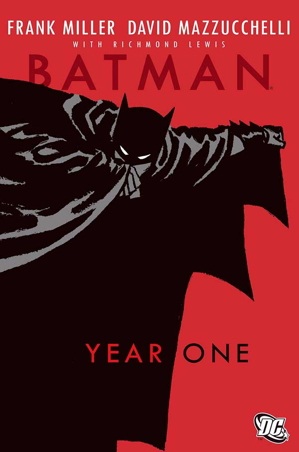 Бетмен Рік Перший, комікси про Бетмена