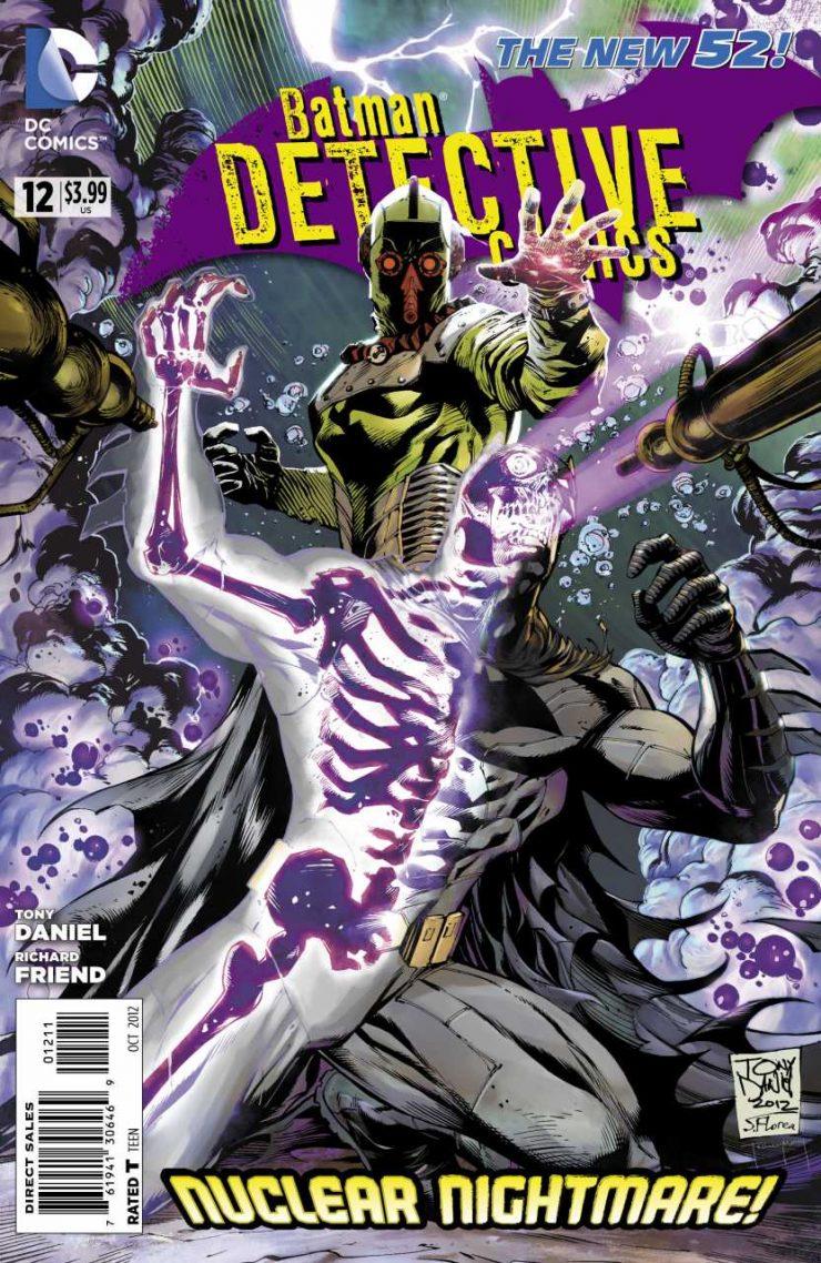 Detective Comics #12 New52, комікси про бетмена