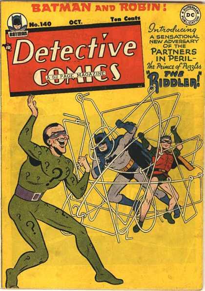 Detective Comics #140, комыкси украънською, темний лицар,