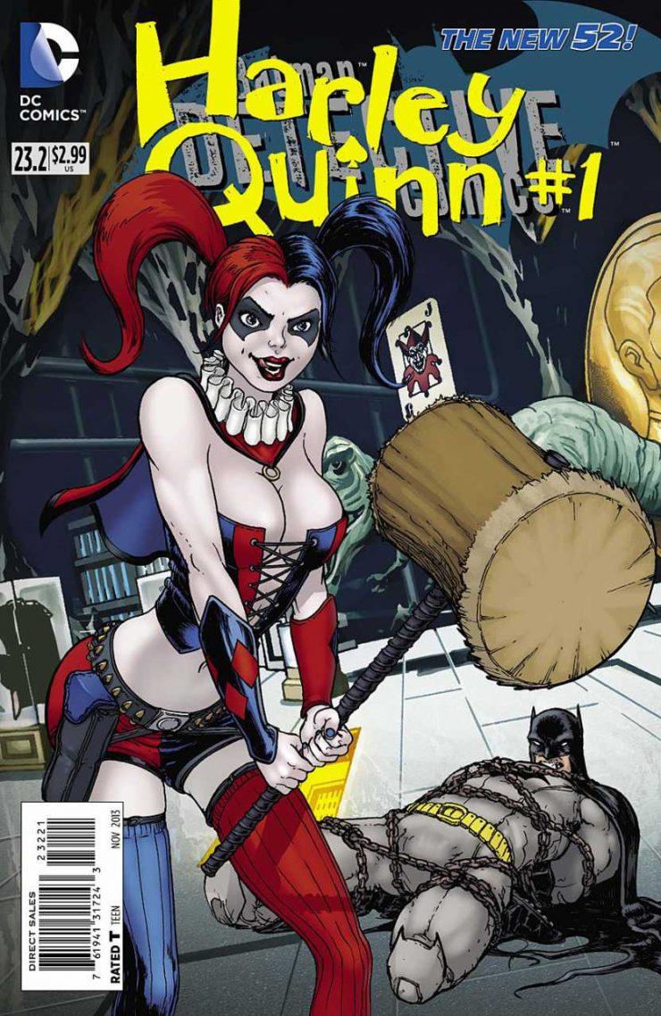 Detective Comics #23.2 New52, комікси про бетмена