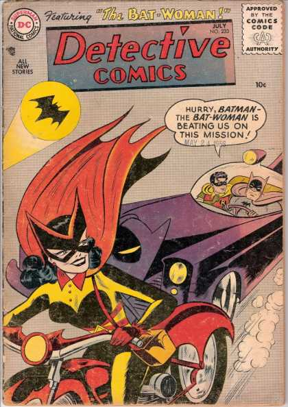 Detective Comics #233, комікси українською, комікси про бетмена
