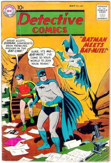 Detective Comics #267, комікси українською