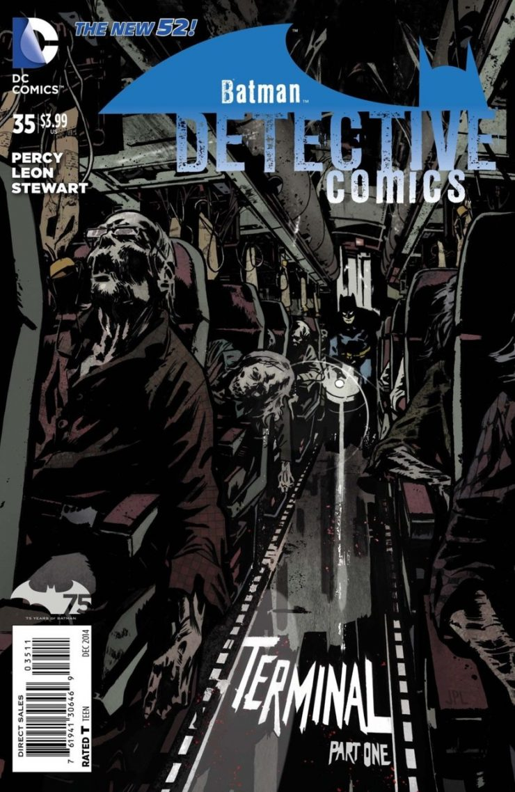 Detective Comics #35 New52