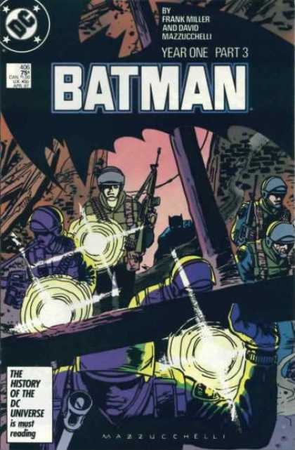 Detective Comics #575, комікси про бетмена, темний лицар