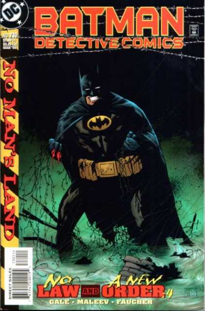 Detective Comics #730, комікси про бетмена, темний лицар