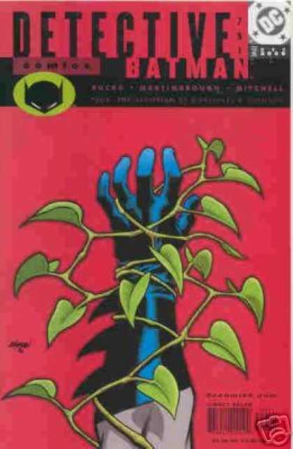 Detective Comics #751, комікси бетмен, темний лицар