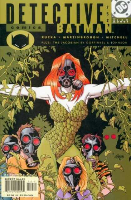 Detective Comics #752