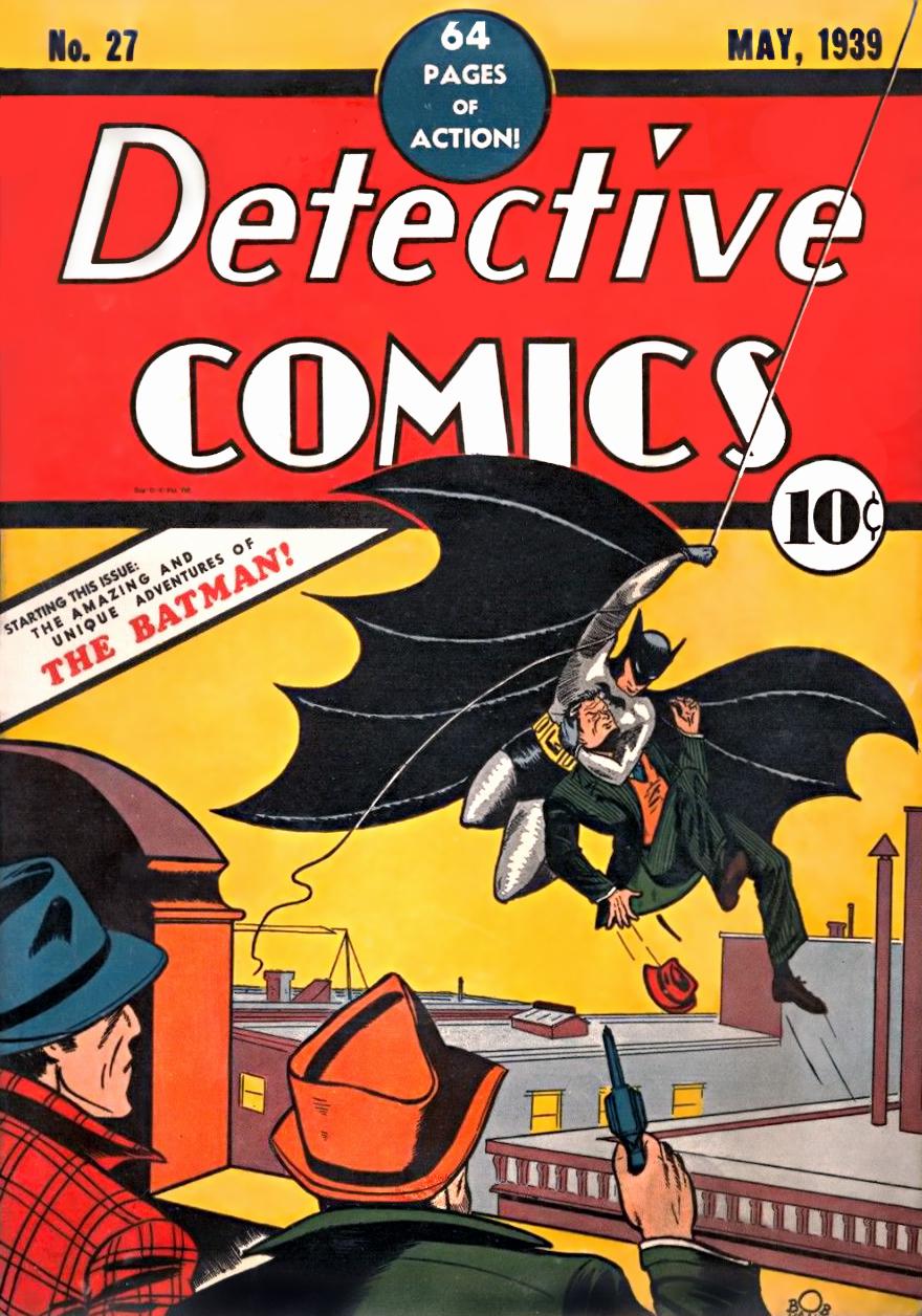 Batman, Detective comics, Комікси українською, комиксы читать, история бетмена