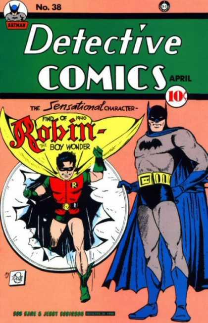 Detective Comics_#38, комікси про бетмена, темний лицар українською