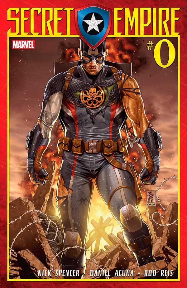 Комікси про Капітана Америку, Капитан Америка комиксы