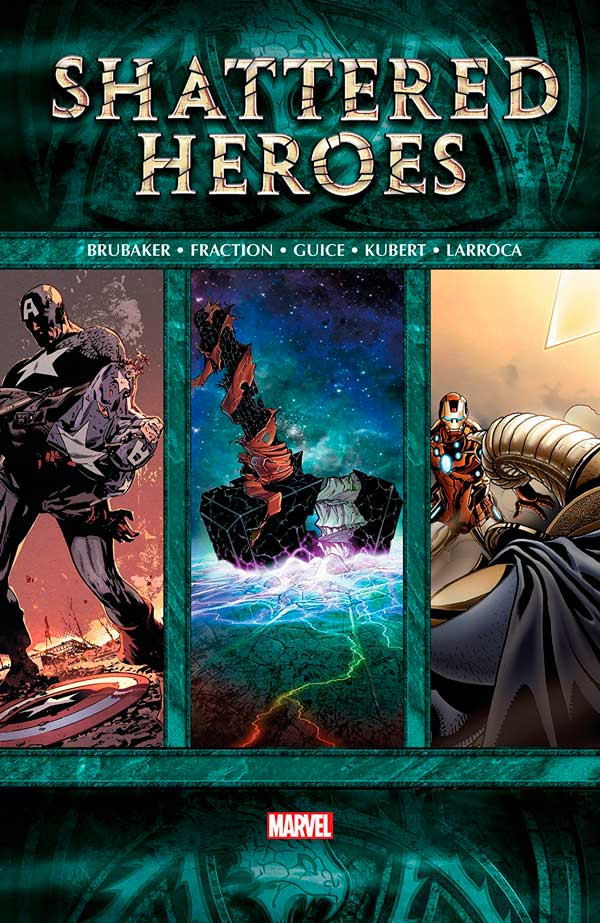 Collects Fear Itself, Месники, комікс про Месників, Мстители
