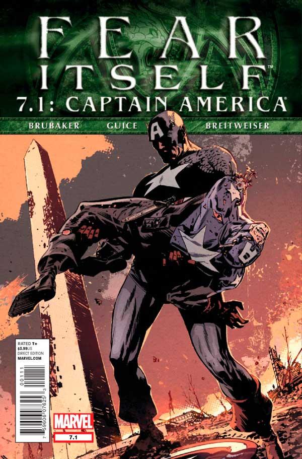 Капітна Америка комікси, комікси Месники
