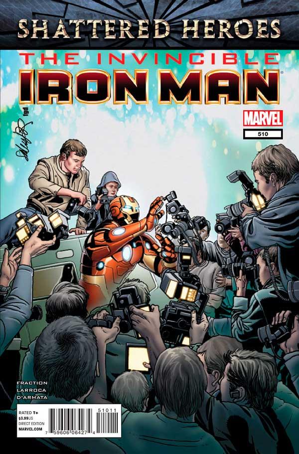 Комікси про Залізну Людину, Железный человек комиксы