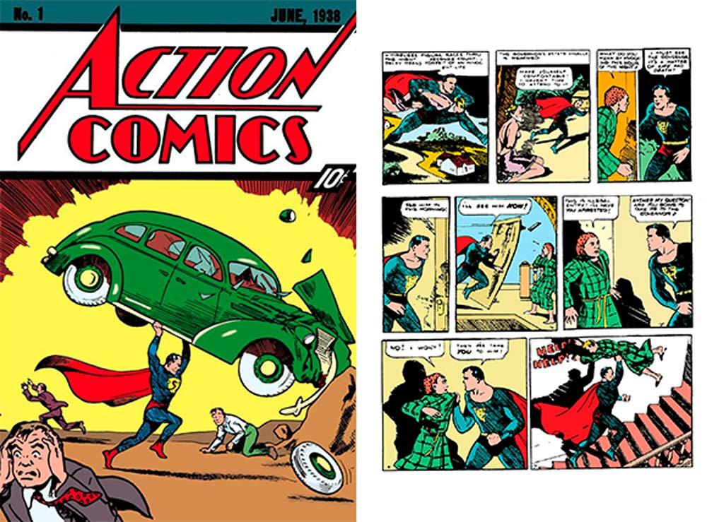 Action comics 01, комікси DC, комікси дс, комікси українською