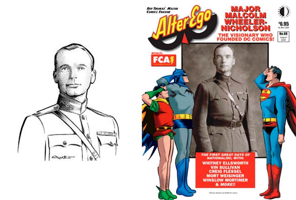 комікси DC, комікси дс, комікси українською, історія коміксів
