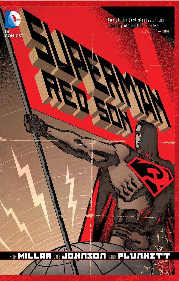 DC comics, комікси дс, комікс українською дс, Superman: red son