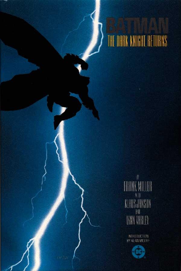 DC comics, комікси дс, комікс українською дс, The dark knight returns