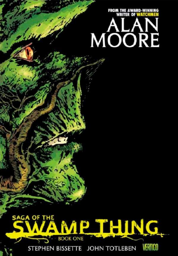 DC comics, комікси дс, комікс українською дс, Saga of the Swamp Thing