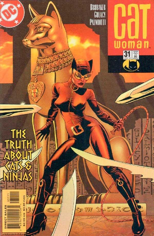 DC comics, комікси дс, комікс українською дс, Catwoman by Brubaker